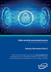 EEMUA Industry Information Sheet 2 - Cyber security
